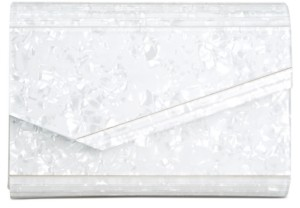 INC International Concepts Inc Maria Pearl Envelope Clutch, Created for Macy's