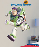 Toy Story Buzz Lightyear Peel & Stick Giant Decals