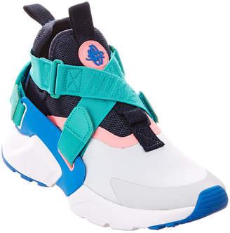 Nike Huarache City High Gs Sneaker