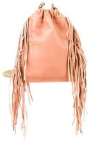 Jerome Dreyfuss Gary Fringed Crossbody Bag
