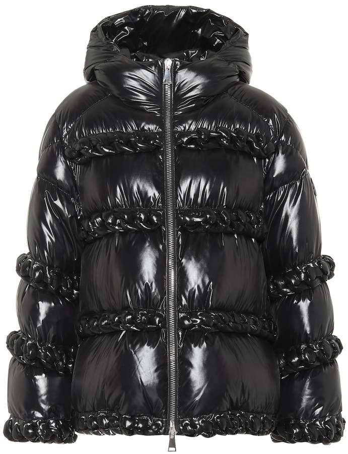 1521c2b5e Moncler Genius 6 MONCLER Ametrine down jacket