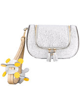 Anya Hindmarch Circulus Vere clutch - women - Leather - One Size