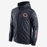 Nike Circuit Full-Zip (NFL Bears) Men's Hoodie