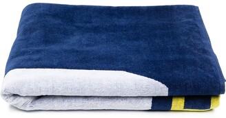 DSQUARED2 Icon cotton beach towel