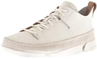 Clarks Trigenic Flex Boots White