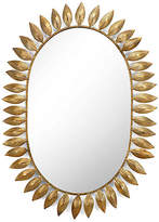Chelsea House Victoria Wall Mirror - Gold Leaf