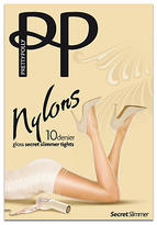 Pretty Polly Nylons Gloss Secret Slimmer Pantyhose