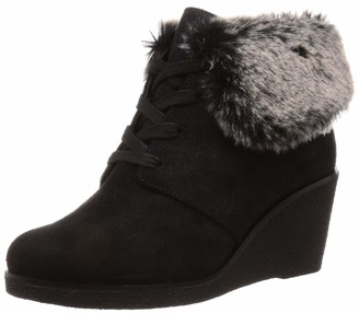 Cole Haan Women's Coralie Wedge Bootie Waterproof Ankle Boot