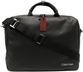 Calvin Klein Logo Print Rectangle-Shape Bag