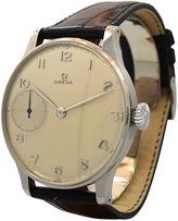 One Kings Lane Vintage Omega Pocket Watch Conversion, 1946