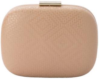 Olga Berg OB7378 Isla Hardcase Clutch Bag