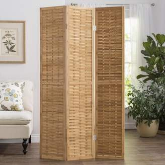 Beachcrest Home 3 East Haven 3 Panel Room Divider