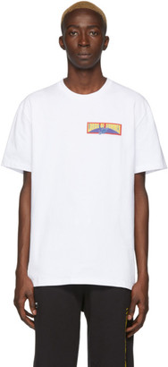 Double Rainbouu White Lords of Summer T-Shirt