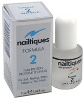 Nailtiques Formula 2 Nail Protein 0.25oz. (3 Pack) by