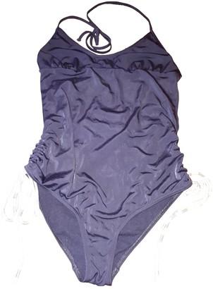 Burberry Black Lycra Swimwear for Women