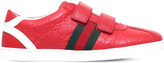 Gucci Bambi vl leather trainers 8-10 years