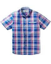 Mish Mash Paine Madras Shirt Long
