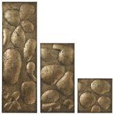 Sterling 3-piece ''Ramsey'' Metal Wall Decor Set