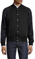 Dries Van Noten Cotton Raglan Jacket