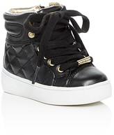 MICHAEL Michael Kors Girls' Ivy Cora High Top Sneakers - Walker