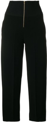 Carven cropped trousers