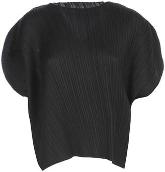 Pleats Please Issey Miyake T-shirt Crew Neck