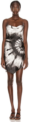 retrofete Auris Dress in Black Tie Dye | FWRD