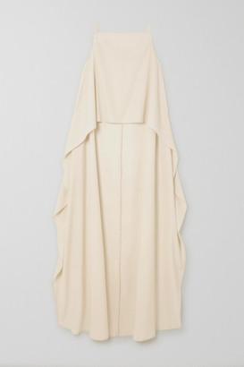 Cult Gaia Amara Wool-blend Top - Cream