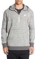 Nike Men's 'Sportswear Legacy' Quarter Zip Hoodie