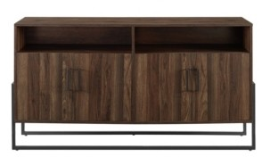 "Walker Edison 58"" Modern Farmhouse Tv Stand"
