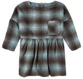 Morley Greta Checked Flannel Dress