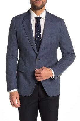 Thomas Pink Dorlan Two Button Notch Lapel Suit Separates Jacket