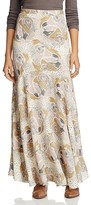 Free People Pebble Crepe Maxi Skirt