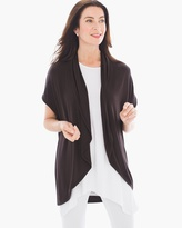 Chico's Nanette Cocoon Jacket