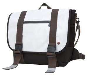 Token Lorimer Enamel Medium Messenger Bag