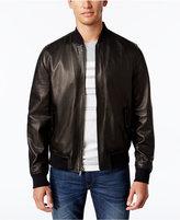 Michael Kors Men's Reversible Leather Jacket