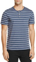 Sovereign Code Soveriegn Code Dovray Striped Henley Tee