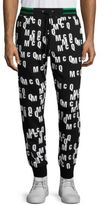 McQ by Alexander McQueen Logo Printed Sweatpants