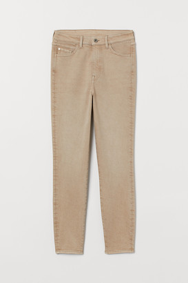 H&M Super Skinny High Jeans