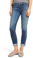 Hudson Women's Tally Crop Skinny Jeans