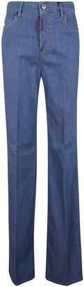 DSQUARED2 Straight-leg Long Jeans