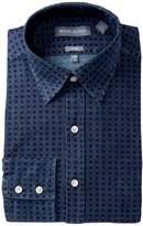Michael Bastian Trim Fit Denim Dress Shirt