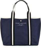 Marc Jacobs Canvas Shopper Tote Bag