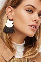 Free People Diamond Canyon Tassel Earring