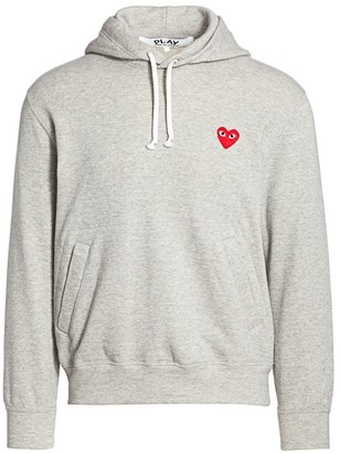 Comme des Garcons Play Hooded Sweatshirt