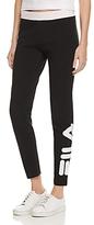 Fila Imelda Cropped Logo Pants