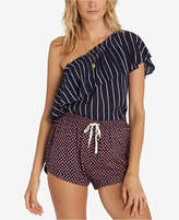 Billabong Juniors' One-Shoulder Flounce Top
