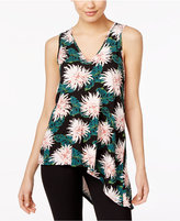 Karen Kane Asymmetrical Top, a Macy's Exclusive Style