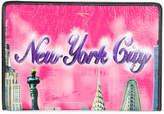 Balenciaga Bazar New York pouch