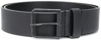 Diesel Antiqued-Buckle Belt